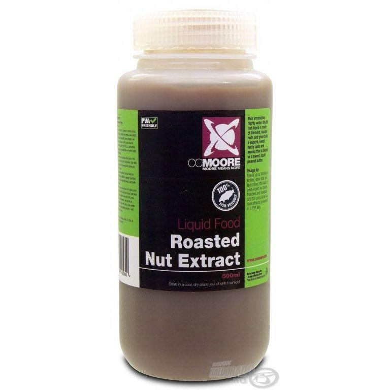 CCMoore Roasted Nut Extract 500 ml - Pirított földimogyoró kivonat