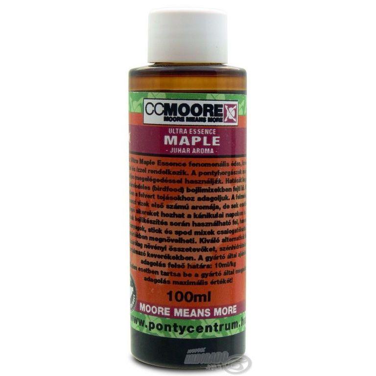 CCMoore Ultra Essence Maple 100 ml - Juhar aroma