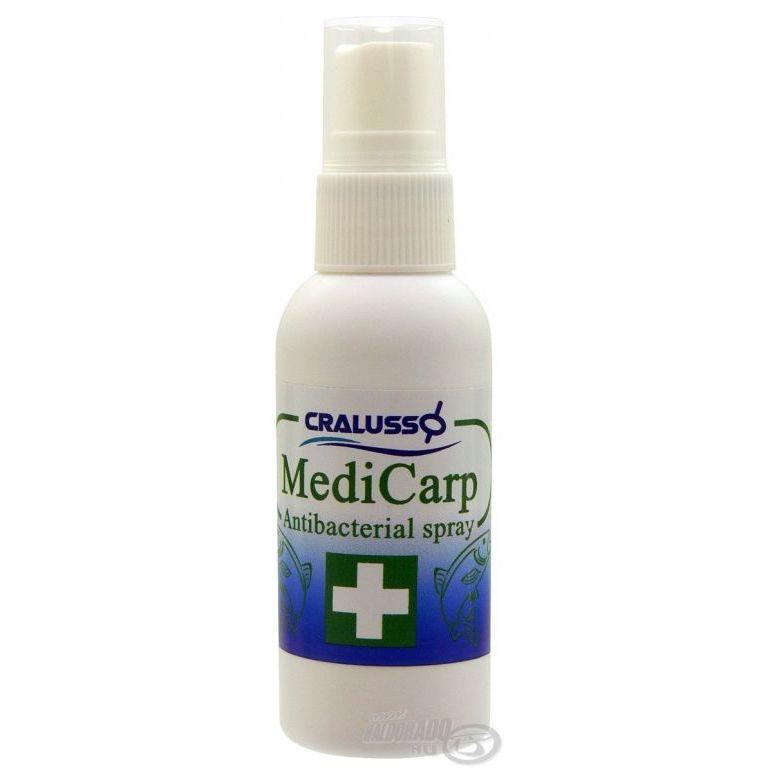 CRALUSSO MediCarp fertőtlenítő spray