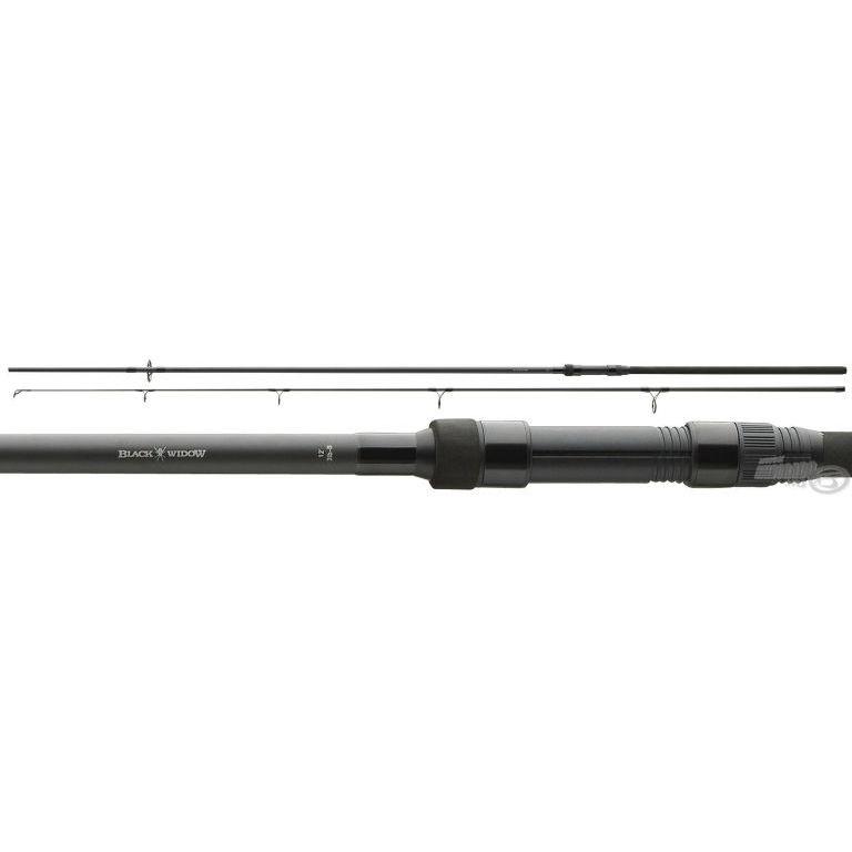 DAIWA Black Widow Carp 390 3,5 Lbs 2 részes Kipróbált