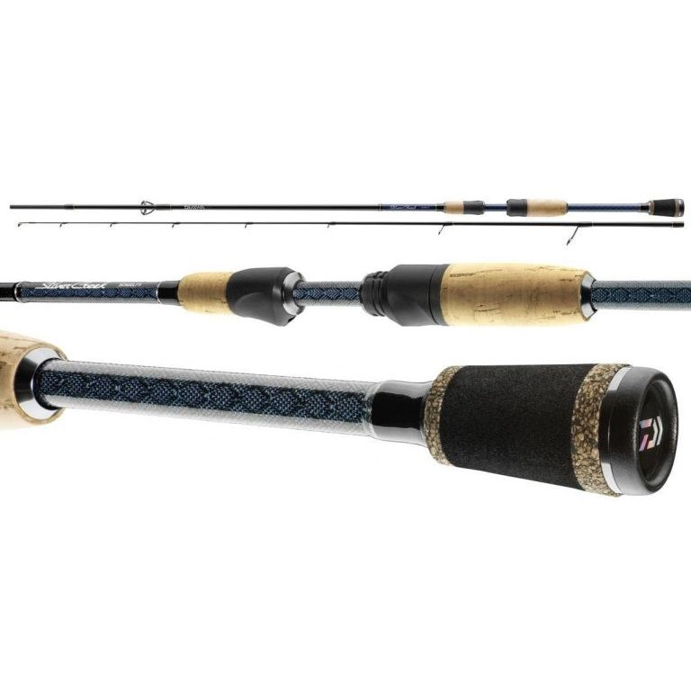 DAIWA Silver Creek Light Spin 2,2 m
