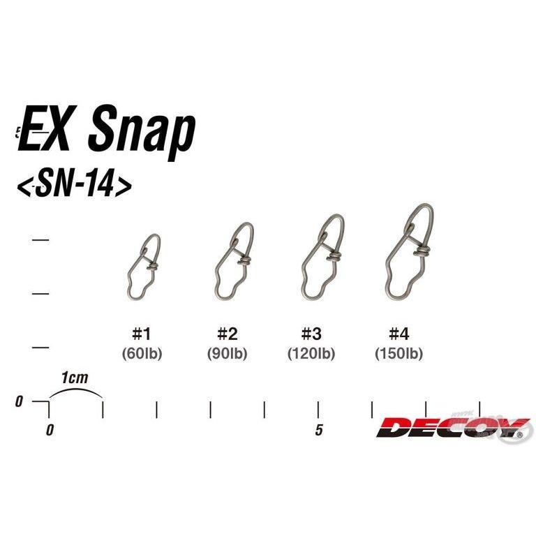 DECOY SN-14 EX Snap 2