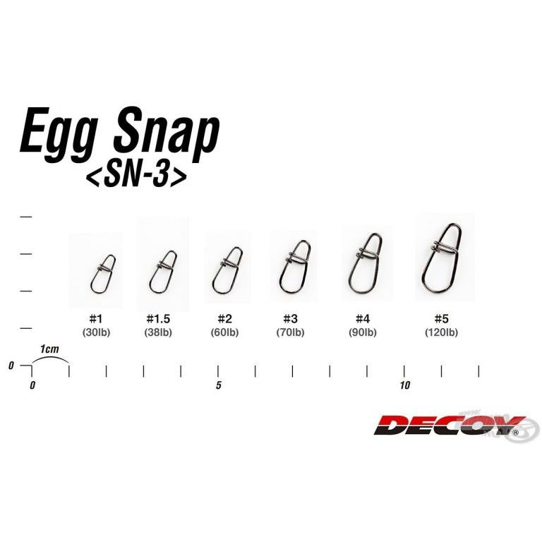 DECOY SN-3 Egg Snap 3