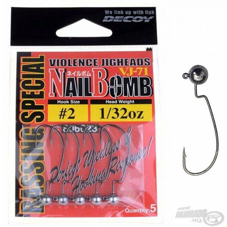 DECOY VJ-71 Nail Bomb 1 - 0,9 g