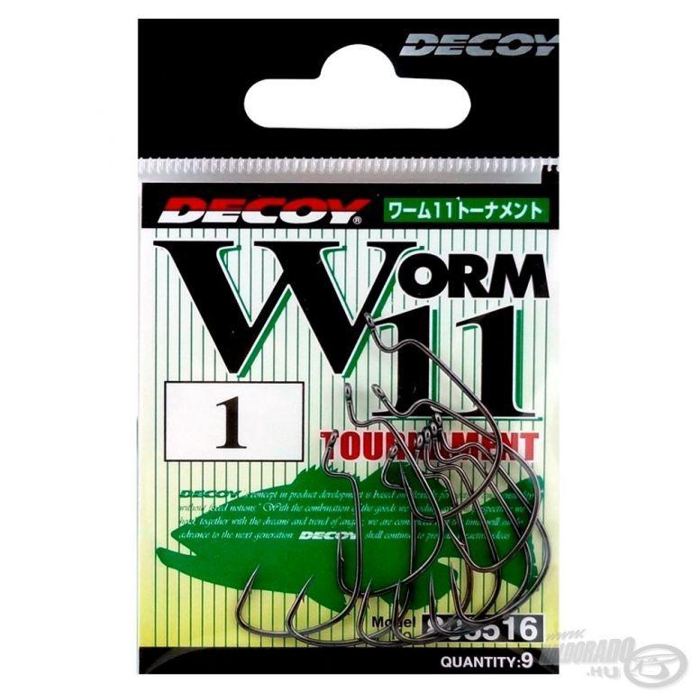DECOY Worm 11 Tournament 1
