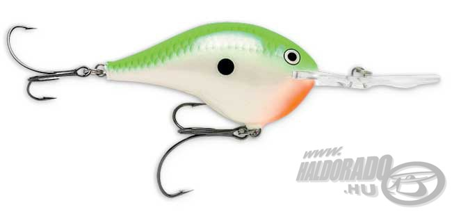 Rapala, Dives-To Metal Sure Set DTMSS20 GSD