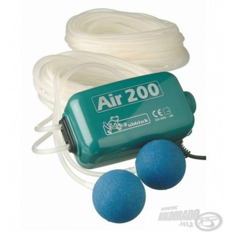 ENERGOTEAM Levegőztető Pumpa Air 200