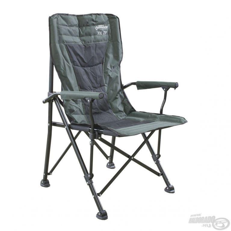 ENERGOTEAM Outdoor XXL Zip fotel