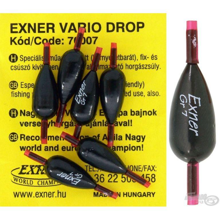 EXNER Vario Drop stopperólom - 0,7