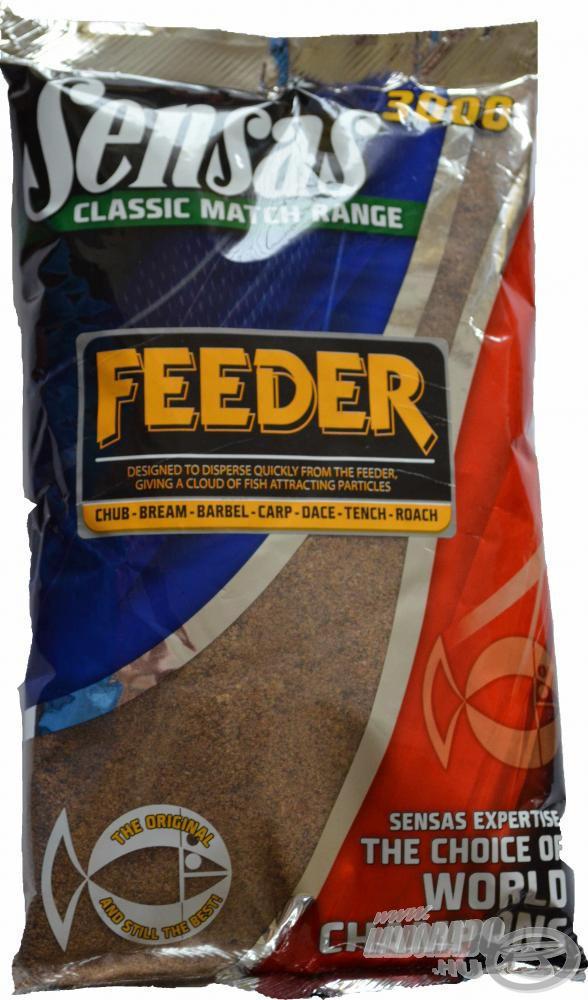 SENSAS, Feeder, Groundbait, 1790Ft