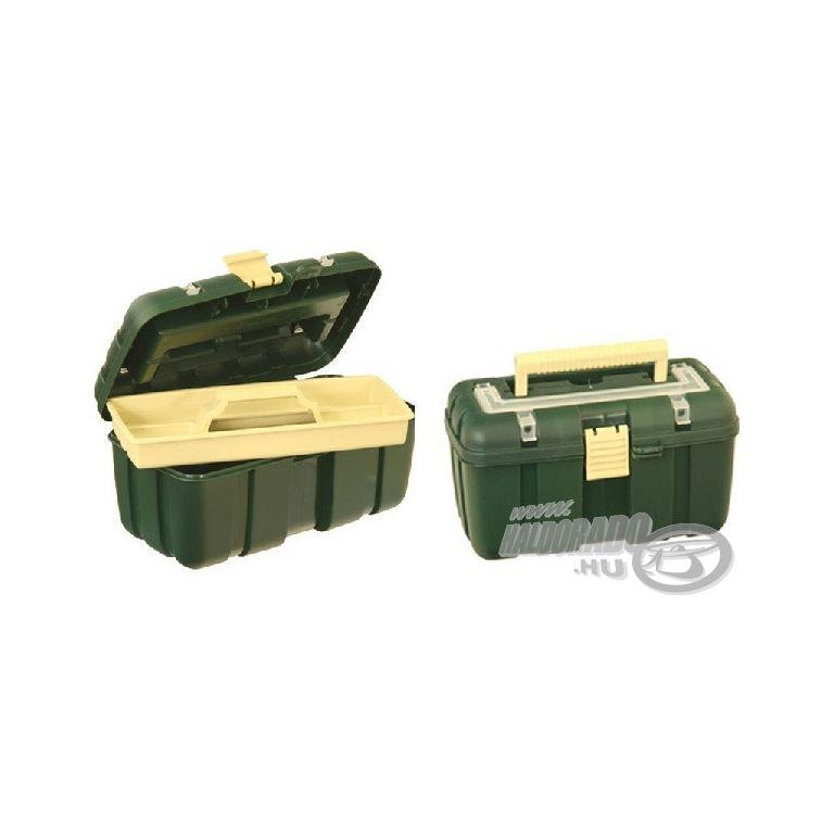 FISHING BOX Antares 4 szerelékes doboz - mini