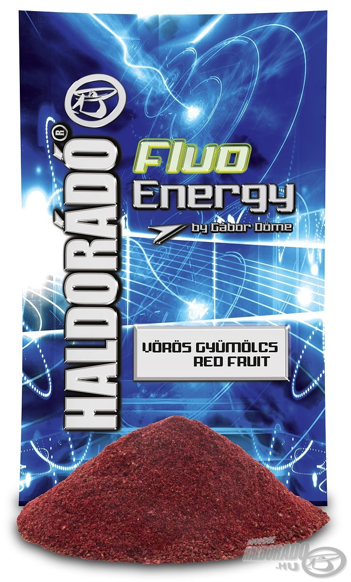 HALDOR�D�, Fluo Energy - V�r�s Gy�m�lcs