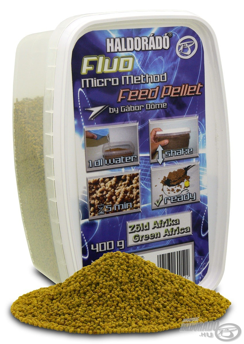HALDOR�D�, Fluo, Micro, Method, Feed, Pellet 1690Ft