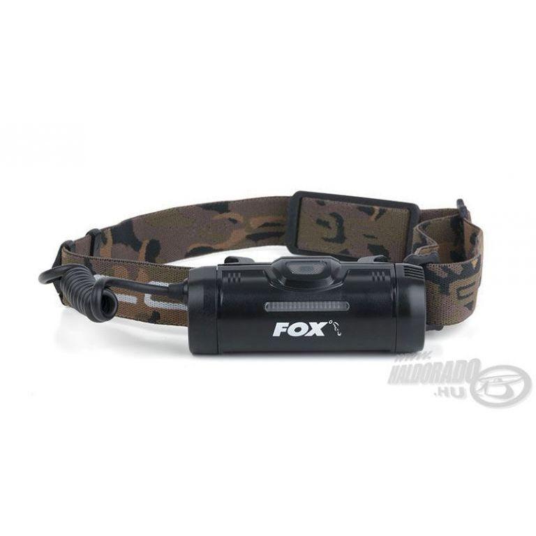 FOX Halo AL350C fejlámpa