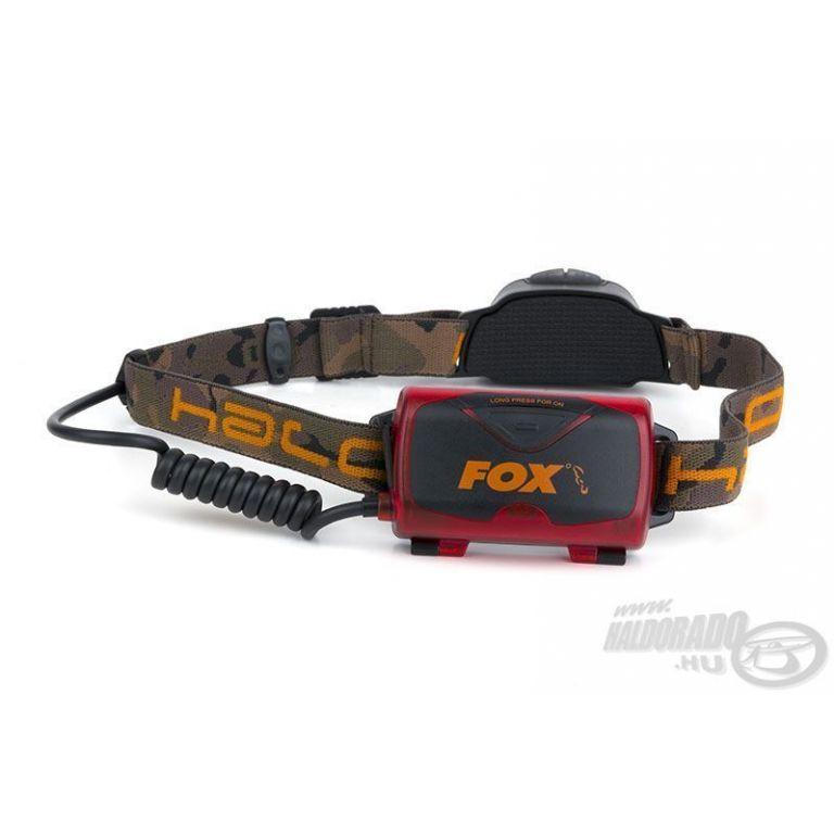 FOX Halo MS250 fejlámpa
