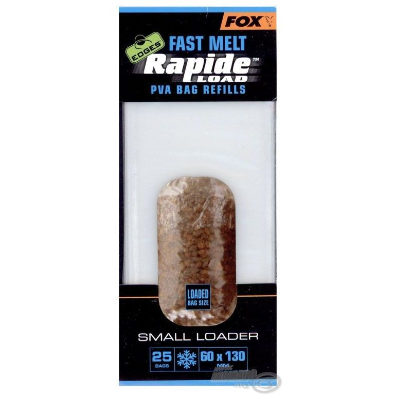 FOX Rapide PVA tasak gyors oldódású 60x130 mm