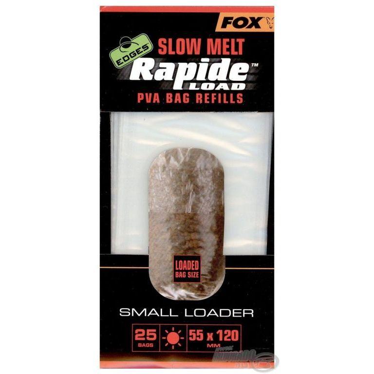 FOX Rapide PVA tasak lassú oldódású 55x120 mm