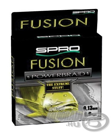 SPRO Fusion Powerbraid  4590Ft