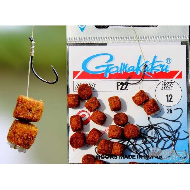 GAMAKATSU F 22 - 10