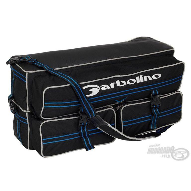GARBOLINO Challenger szerelékes táska osztott