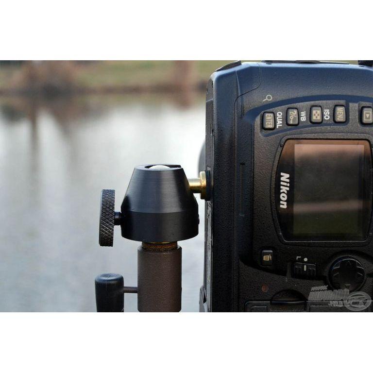 GARDNER Fotó és kamera beállító adapter extra erős