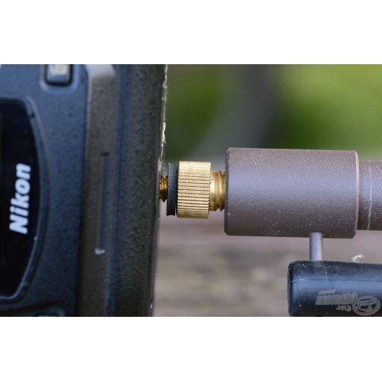 GARDNER Menetkonvertáló adapter fényképezőgéphez