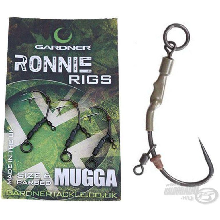 GARDNER Ronnie Rig Mugga Barbed - 6