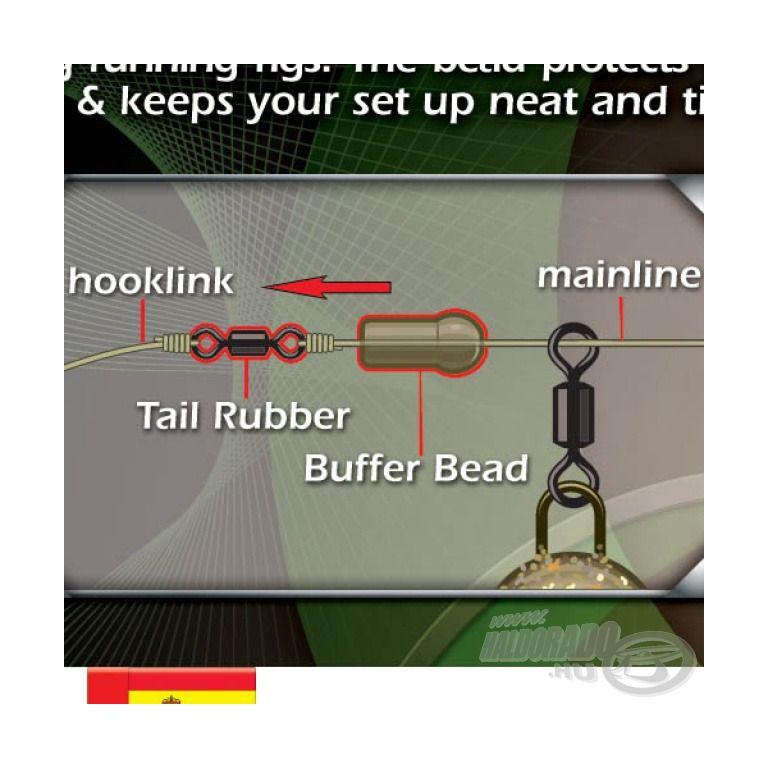 GARDNER Target Buffer Bead Terminal Pack Brown