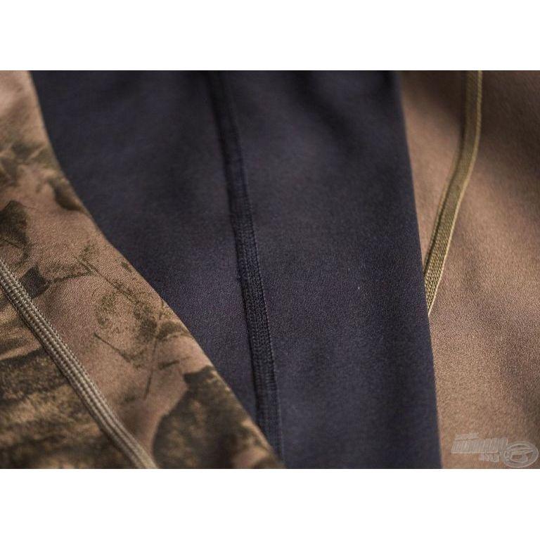 Geoff Anderson Hoody3 kapucnis dzseki Leaf L
