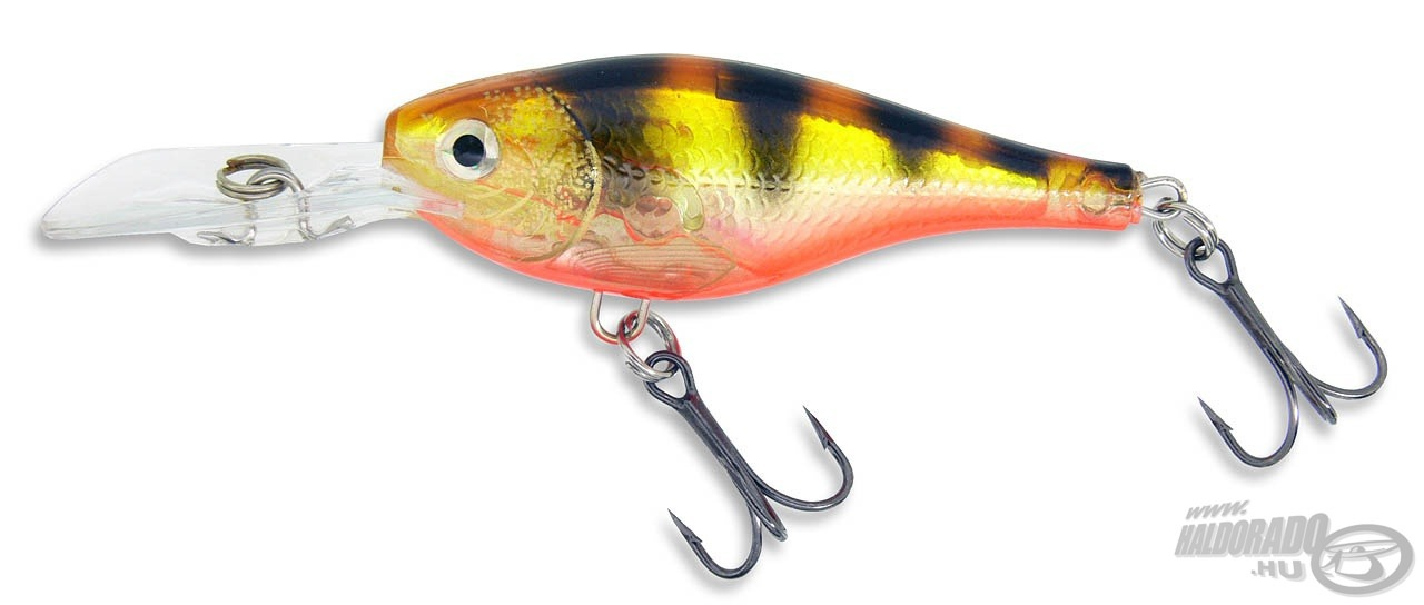 Rapala, |, Glass, Shad, Rap, GSR 3490, helyett, 1490Ft