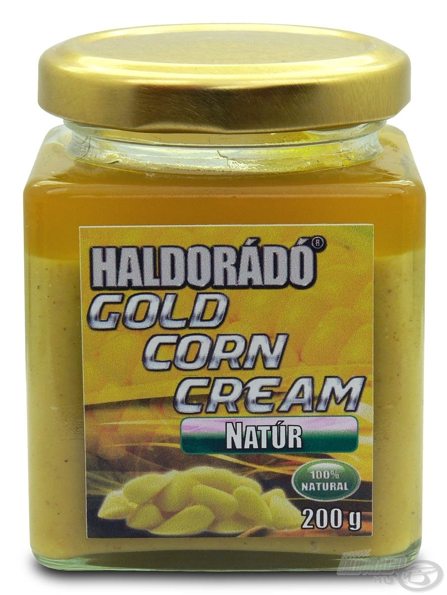HALDOR�D�, Gold Corn Cream - Nat�r
