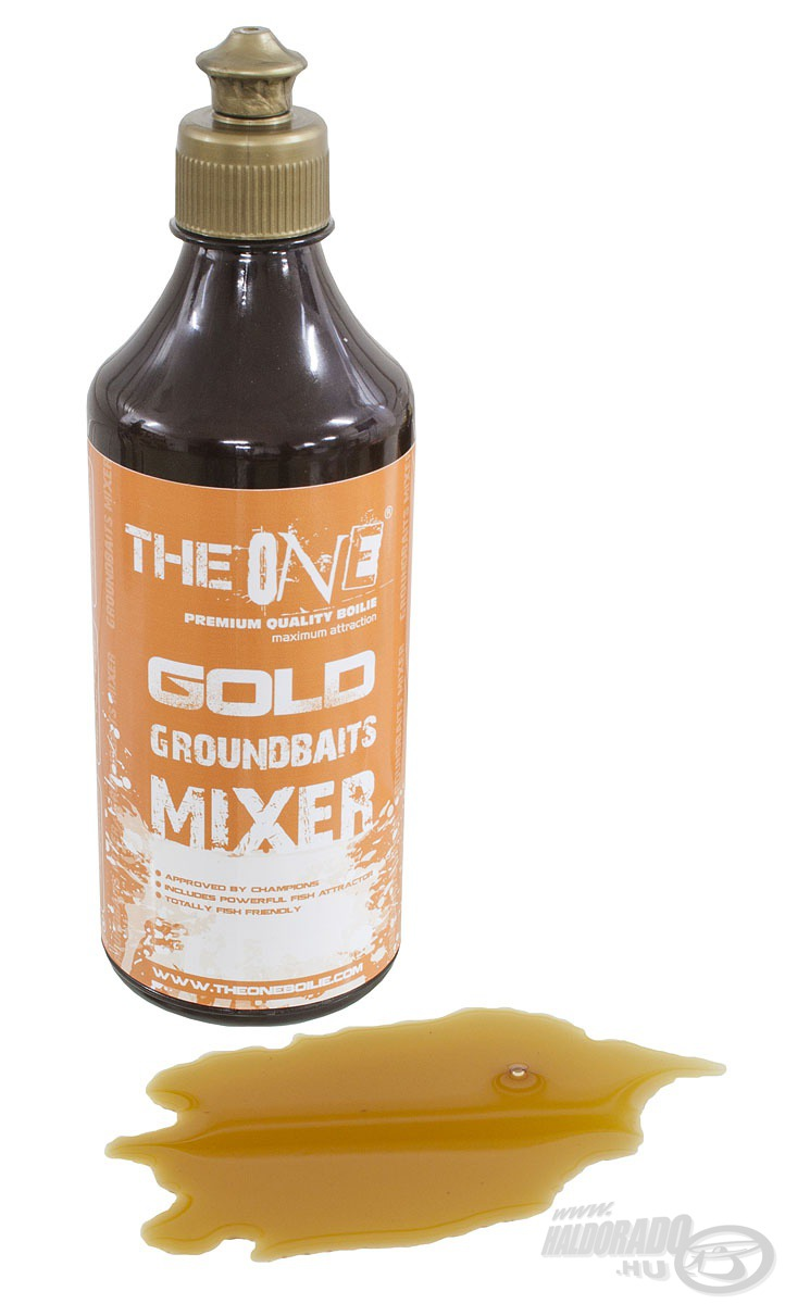 THE ONE Gold Groundbait Mixer 500 ml 1290Ft
