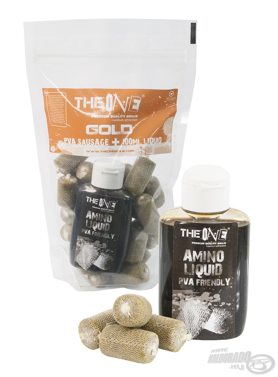 THE, ONE, Gold, PVA, Hurka, +, 100, ml, aroma, 2790Ft