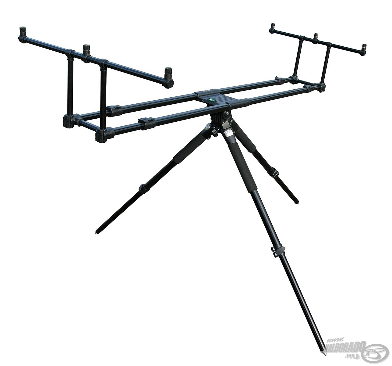 CARP ACADEMY   Grizzly Rod Pod 38990Ft