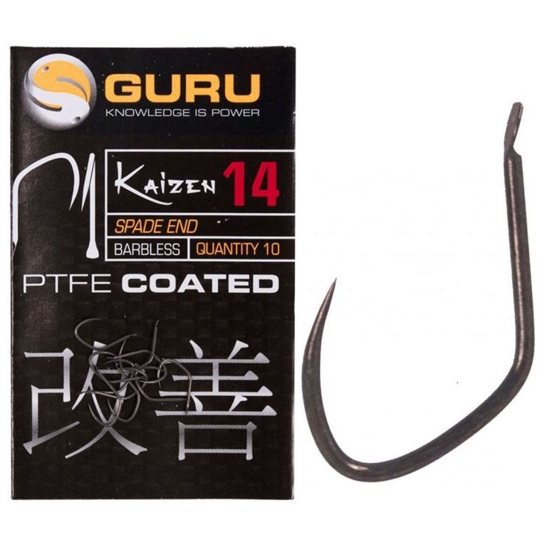 GURU Kaizen Barbless 10