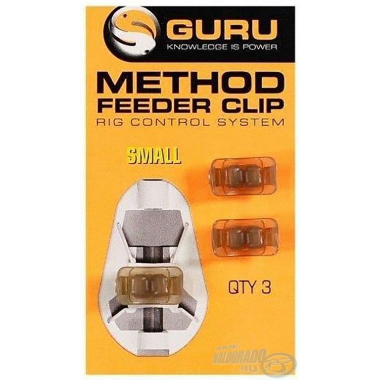 GURU Method Feeder Clip Small
