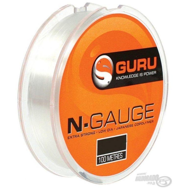 GURU N-Gauge 4 Lbs - 0,13 mm
