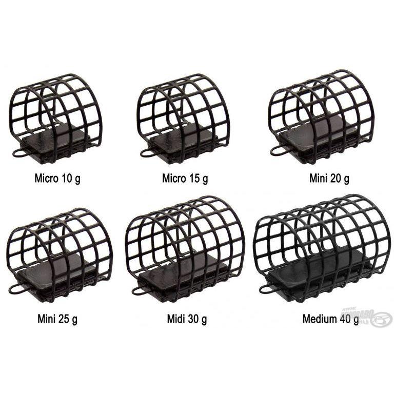 HALDORÁDÓ 3x12 Micro Feeder 15 g