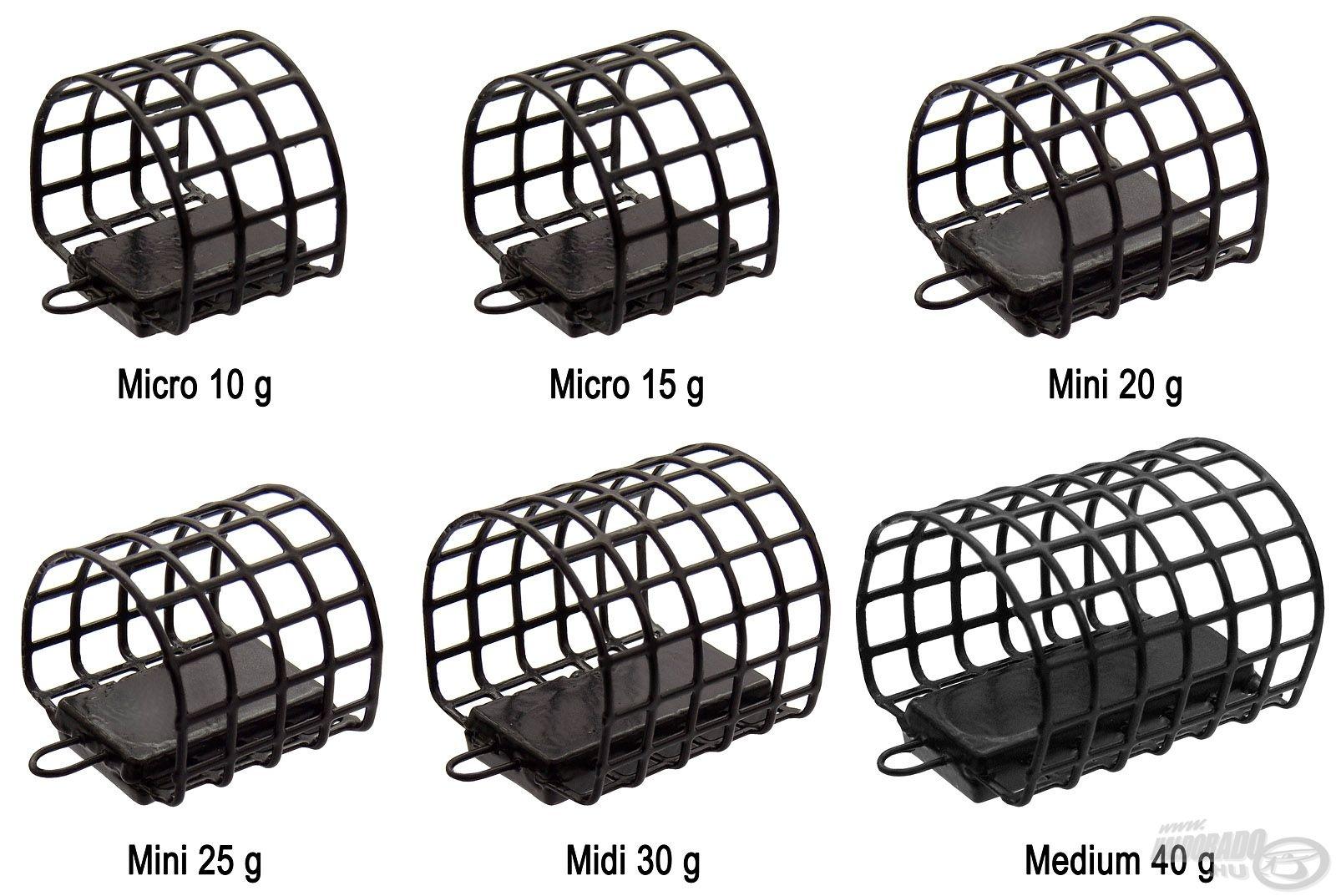 6x14 Medium Feeder 40 g