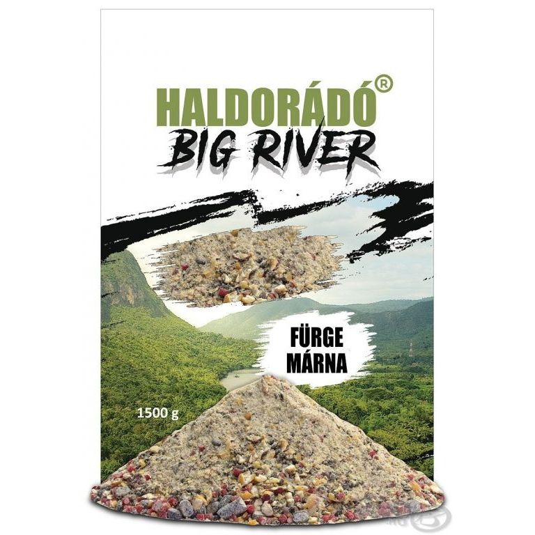 HALDORÁDÓ BIG RIVER - Fürge Márna