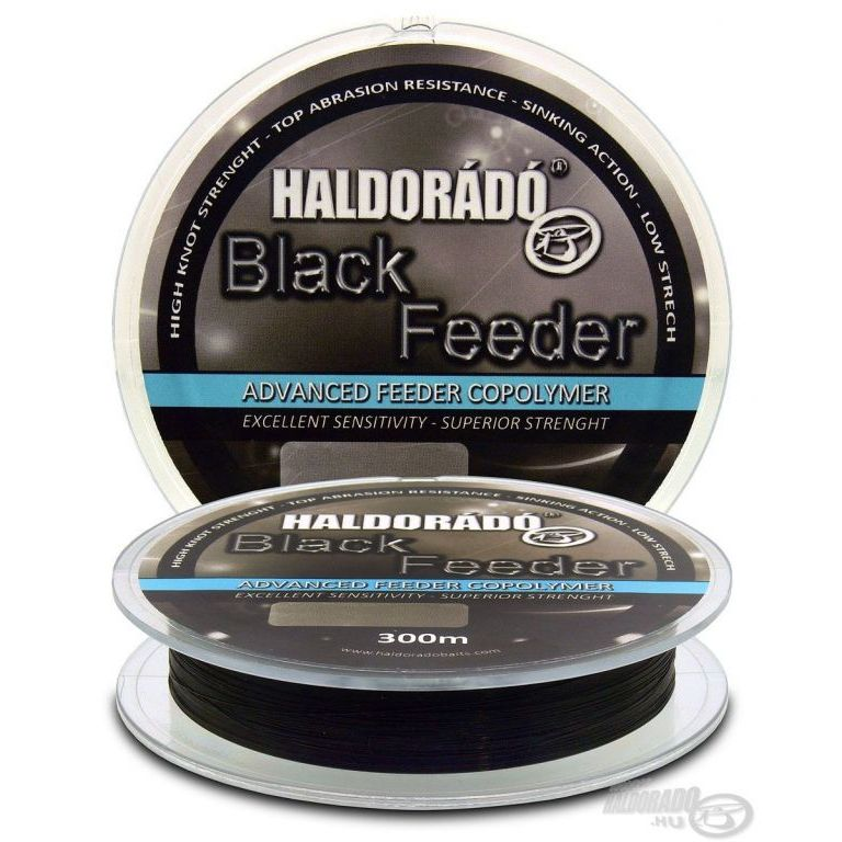 HALDORÁDÓ Black Feeder 0,25 mm