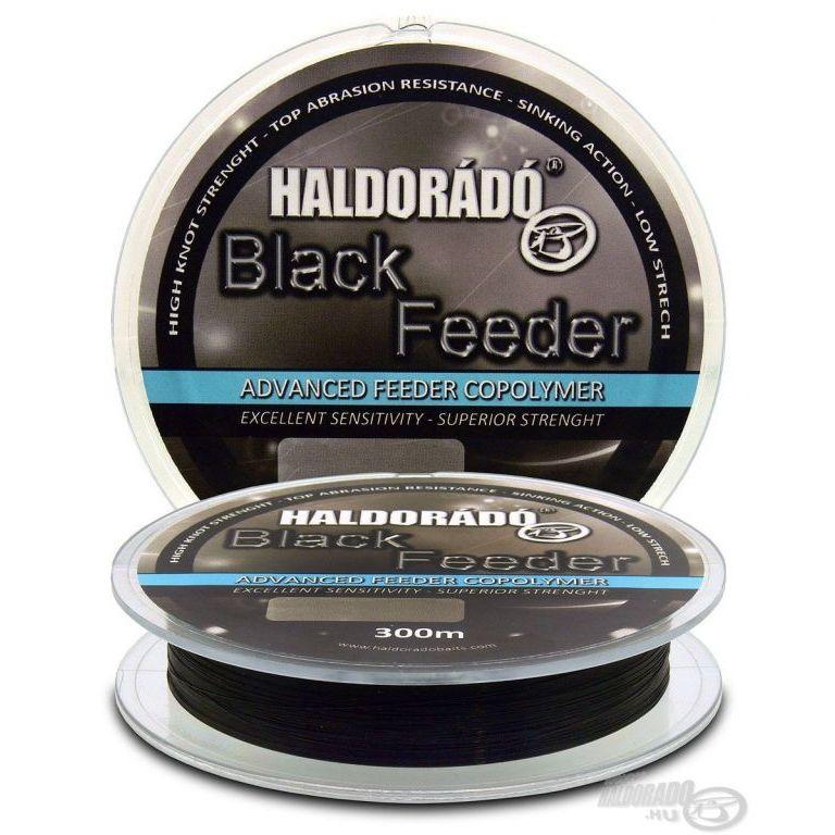HALDORÁDÓ Black Feeder 0,30 mm