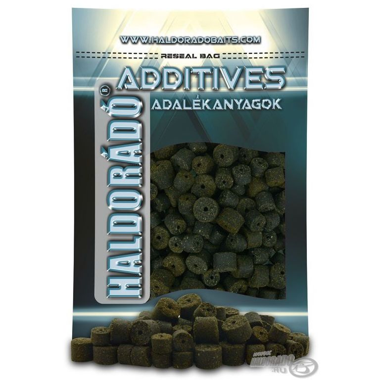 HALDORÁDÓ Black Halibut Pellet 0,7 kg / 12-16 mm