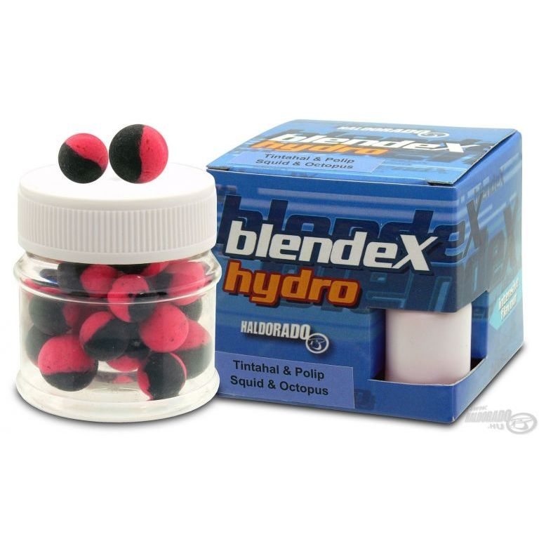 HALDORÁDÓ BlendeX Hydro Big Carps - Tintahal + Polip