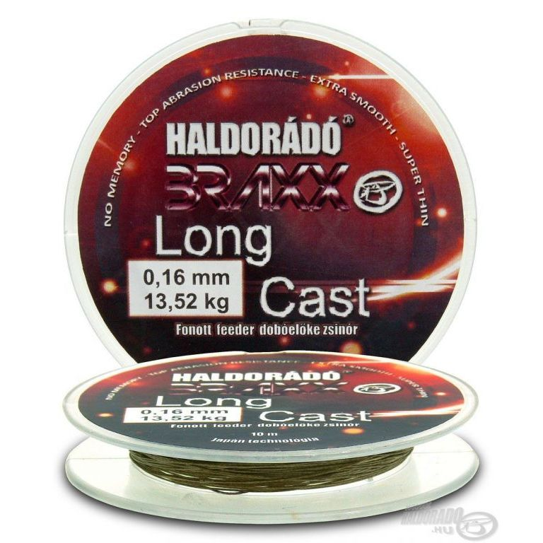 HALDORÁDÓ Braxx Long Cast 0,18 mm