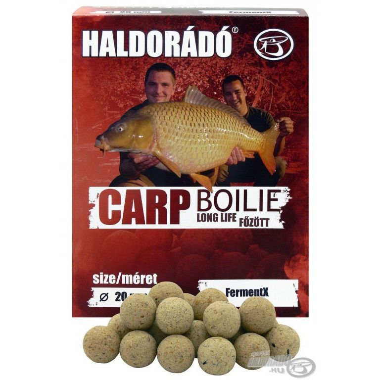 HALDORÁDÓ Carp Boilie főzött - FermentX 20 mm