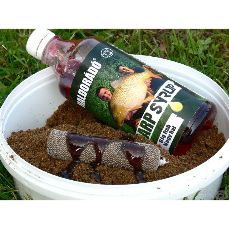 HALDORÁDÓ Carp Syrup - FermentX
