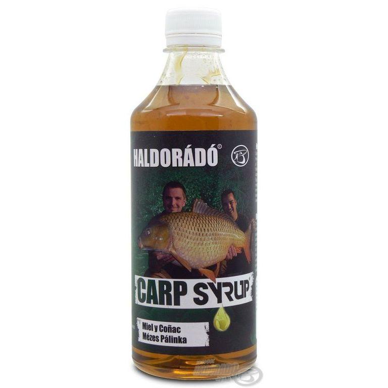 HALDORÁDÓ - Carp Syrup - Mézes Pálinka