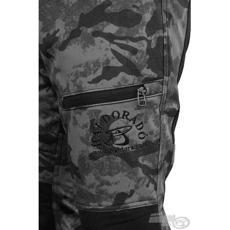 HALDORÁDÓ Carp Team Camouflage Horgásznadrág 50