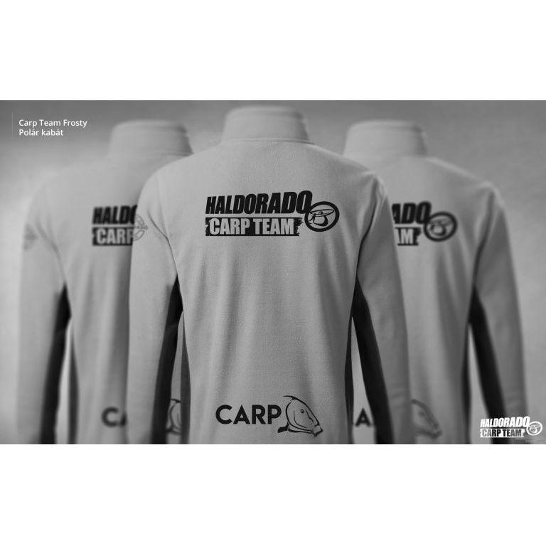 HALDORÁDÓ Carp Team Frosty Polár kabát M
